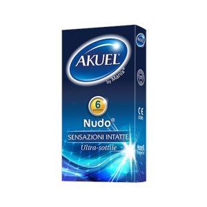 Preservativi akuel nudo