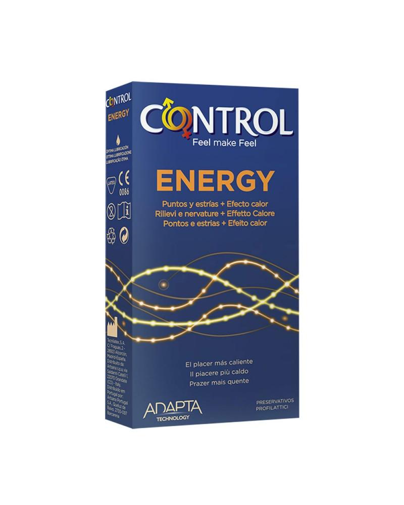 control-energy