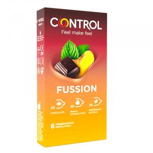 control fussion 6 pezzi