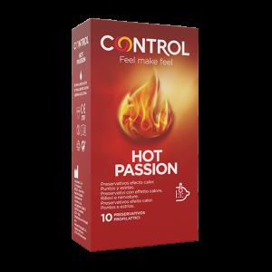 control hot passion