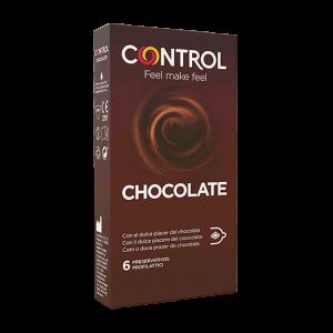 preservativi al cioccolato