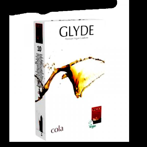 vegan glyde cola